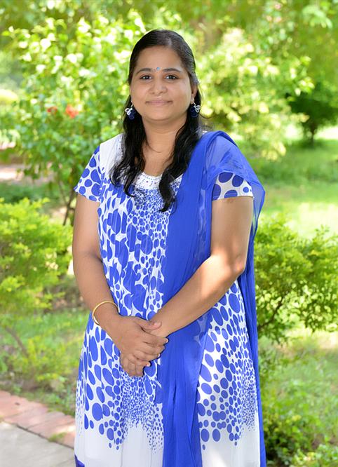 Amudha Santhanakrishnan